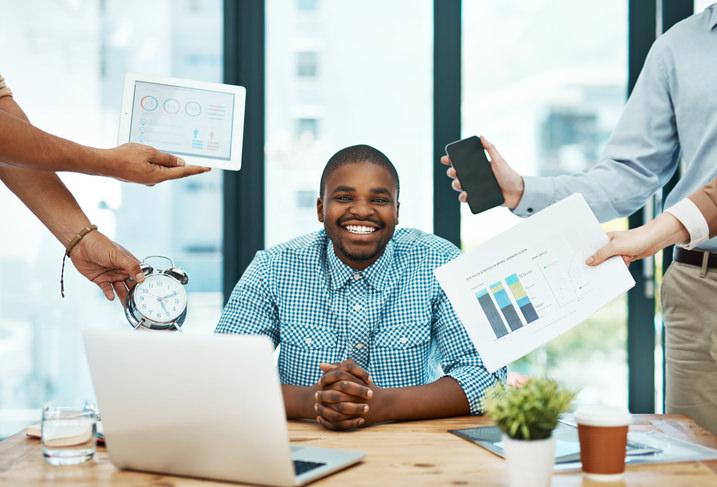 5 fallas comunes en la administracion del tiempo de equipo de tu empresa