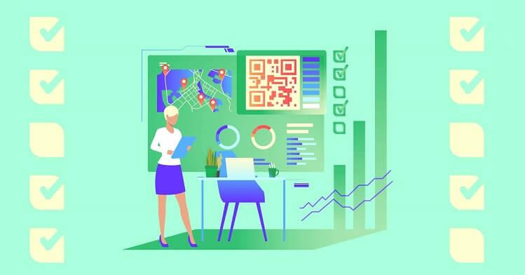 Aprende a administrar la aplicación de checklist usando el Check-in + QR Code