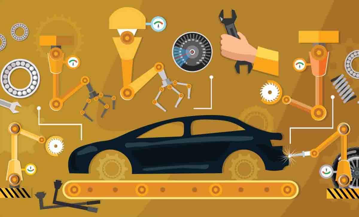 Estandarización de procesos en la industria automotriz