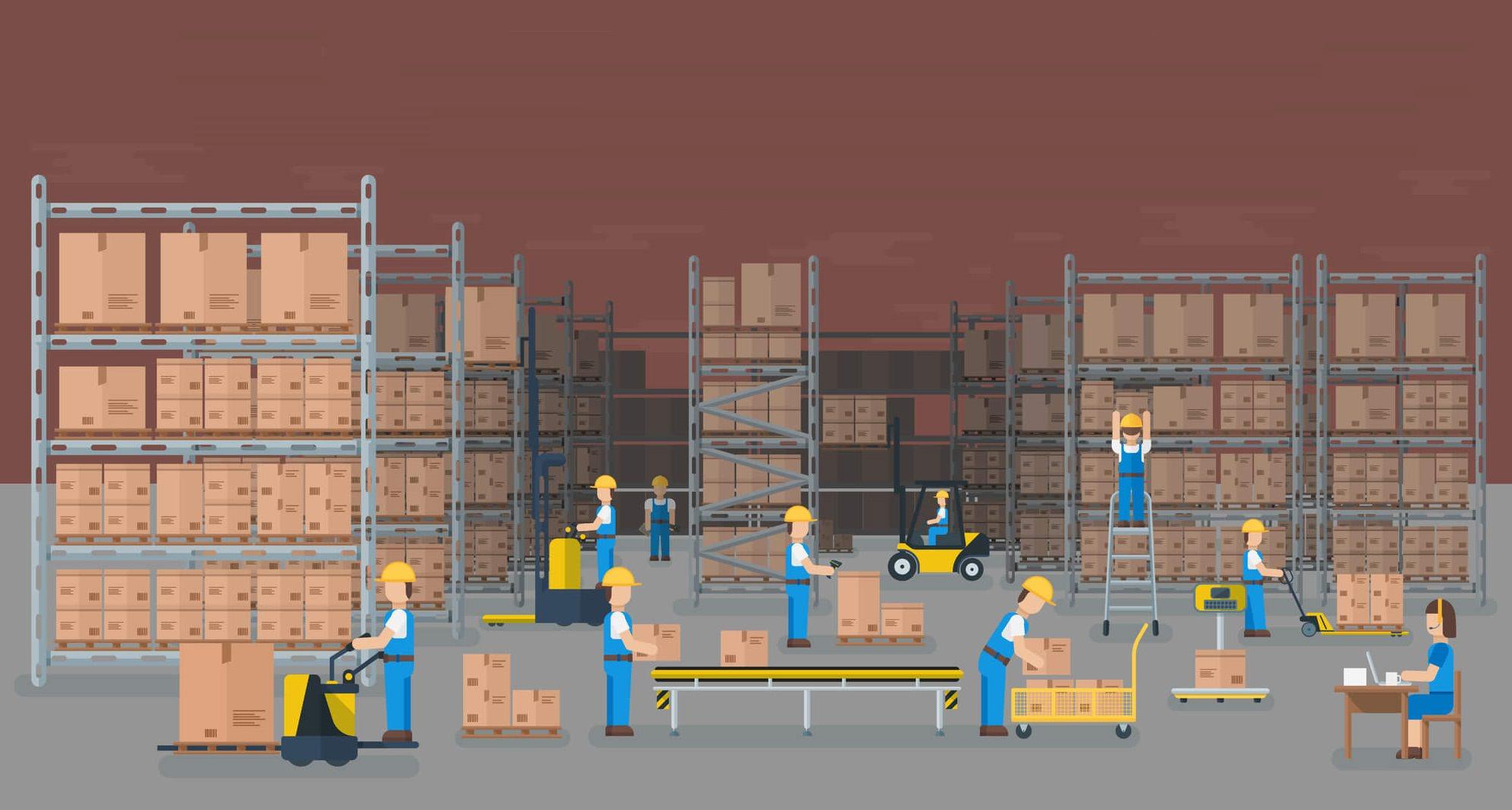 6 melhores práticas para realizar uma gestão de estoque na indústria