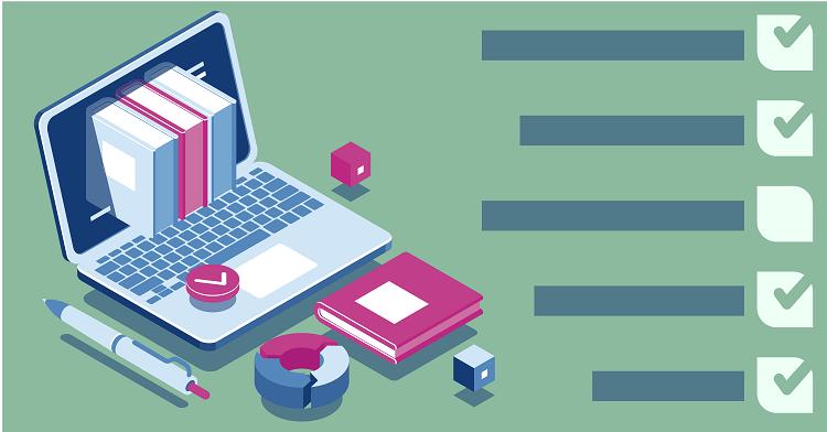 Como funciona o auto treinamento da plataforma Checklist Fácil?